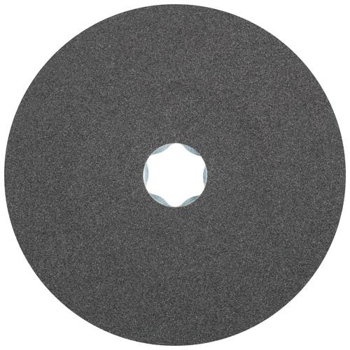 "Pferd Fiber Disc   Pferd 4-1/2"" COMBICLICK Fibre Disc   60 Grit   Silicon Carbide SiC"