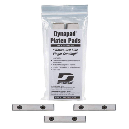 Dynabrade Contact Arm Platen Pads | 11028 | Accessories | Steel Platens