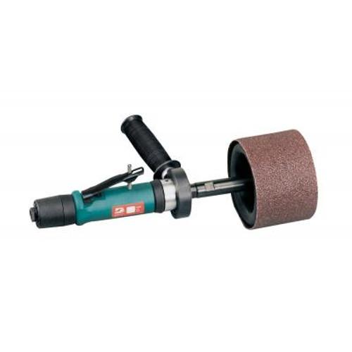 Dynabrade 13202 Dynastraight������������������������������������������������������ Air-Powered Abrasive Finishing Tool | 0.7  HP Motor | 3,400 RPM