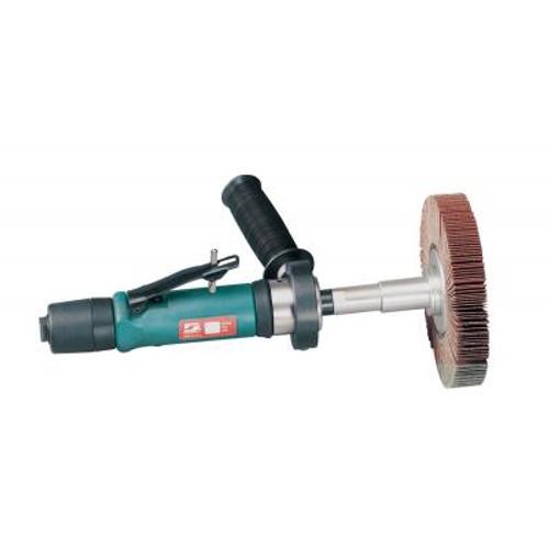 Dynabrade 13205 Dynastraight������������������������������������������������������ Air-Powered Abrasive Finishing Tool | 0.7  HP Motor | 3,400 RPM