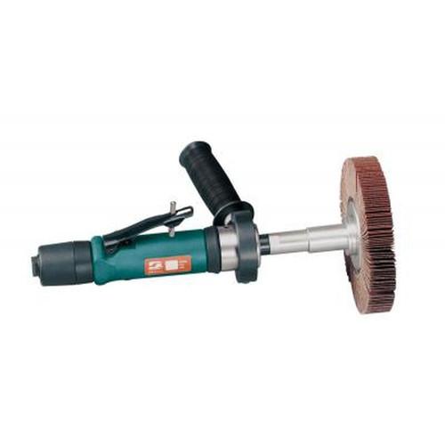 Dynabrade 13207 Dynastraight������������������������������������������������������ Air-Powered Abrasive Finishing Tool | 0.7  HP Motor | 4,500 RPM
