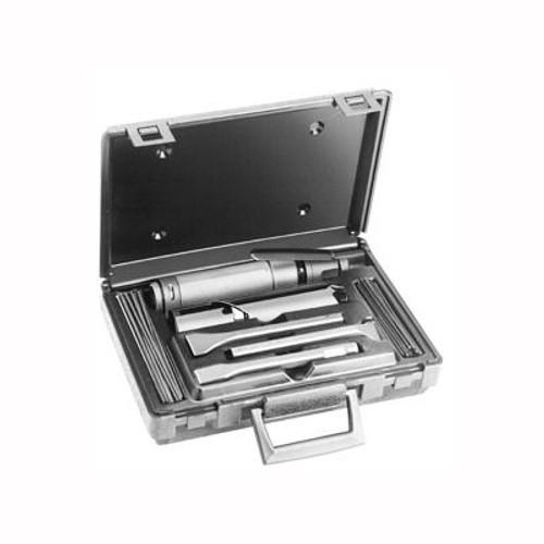 Ingersoll Rand 172K1 Inline Chisel and Needle Scaler Kit | Lever Throttle | 5,500 BPM | Round Shape Housing
