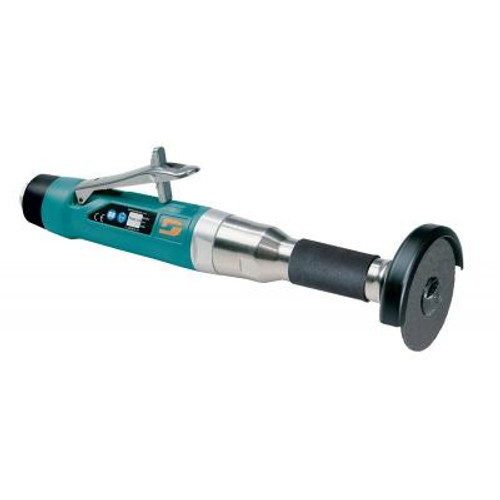 """Dynabrade 52576 3"""" Straight-Line 6"""" Extension Cut-Off Wheel Tool 