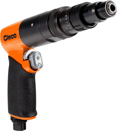 "Cleco MP2436 Versa Clutch Pistol Grip Screwdriver | MP Series | 0.4 to 8.3 ft.lbs Torque | 1800 RPM | 1/4"" Hex Quick Change"