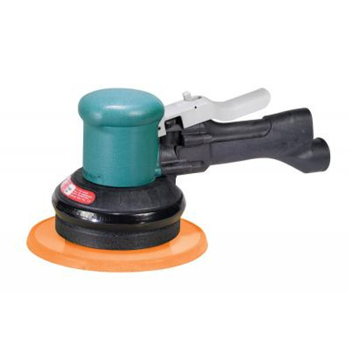 """Dynabrade 58442 6"""" Two-Hand Gear-Driven Sander 