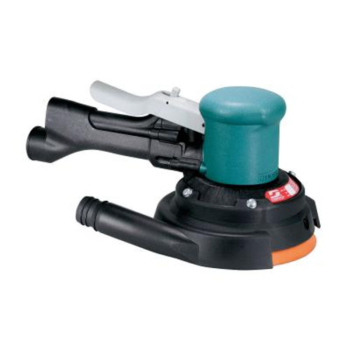"""Dynabrade 58444 6"""" Two-Hand Gear-Driven Sander 