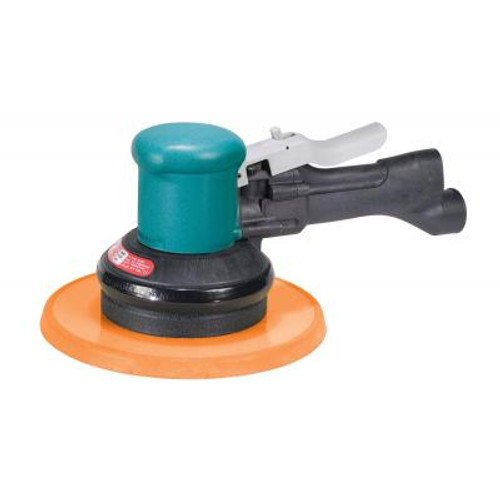"""Dynabrade 58445 8"""" Two-Hand Gear-Driven Sander 