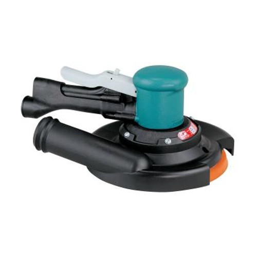 """Dynabrade 58446 8"""" Two-Hand Gear-Driven Sander 