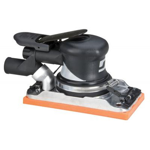 "Dynabrade 57814 Dynabug Orbital Sander | Central Vacuum | .28 HP | 10,000 RPM | 3/32"" (2 mm) Dia. Orbit"