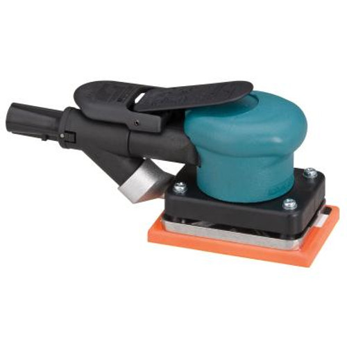 "Dynabrade 58501 Dynabug II Orbital Sander | Self-Generated Vacuum | .15 HP | 10,000 RPM | 3/32"" (2 mm) Dia. Orbit"