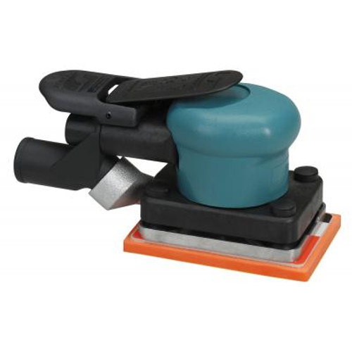 "Dynabrade 58502 Dynabug II Orbital Sander | Central Vacuum | .15 HP | 10,000 RPM | 3/32"" (2 mm) Dia. Orbit"