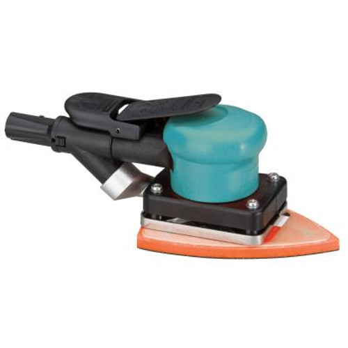 "Dynabrade 58504 Dynabug II Orbital Sander | Self-Generated Vacuum | .15 HP | 10,000 RPM | 3/32"" (2 mm) Dia. Orbit"