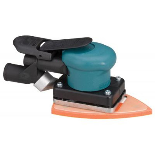 "Dynabrade 58506 Dynabug II Orbital Sander | Central Vacuum | .15 HP | 10,000 RPM | 3/32"" (2 mm) Dia. Orbit"