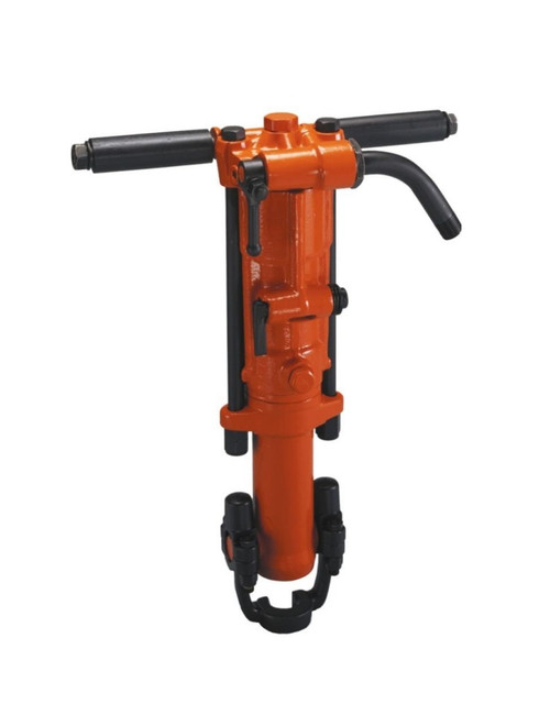 APT 155 Rock Drill 5233 | 1″ Hexagon x 4-1/4″ Chuck | 2,100 BPM | Dry Drilling