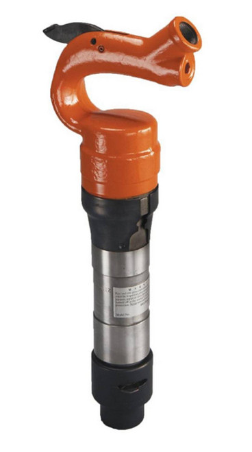 "APT 650 Chipping Hammer 5301 Pistol Grip   1650 BPM   3"" Stroke   .580 Hex Nose Bushing"