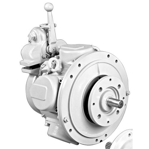 Ingersoll Rand KK5B550-A2A0A Piston Air Motor | Direct Drive Reversible | 1,750 RPM | 30 HP
