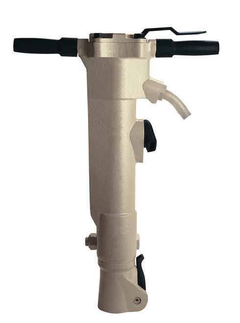 """Ingersoll Rand MX60AF Vibration-Reduced Pavement Breaker with Flex-Handle   1-1/8"""" x 6"""" Hex Shank   1250 BPM"""