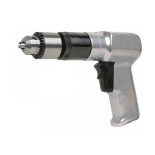 "Ingersoll Rand 8509-ADK 1/2"" Pistol Grip Air Drill | 900  RPM |  80 In. lbs. Torque"