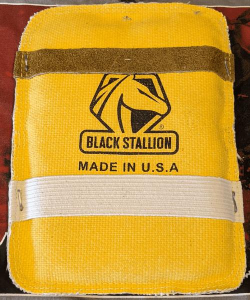 Black Stallion REVBP-DX Welding Hand Backpad