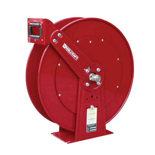 Reelcraft PW81000 OHP Heavy Duty Pressure Wash Hose Reel | 3/8 in. Hose Diameter | 100 Ft. Hose Length | 5,000 Max PSI