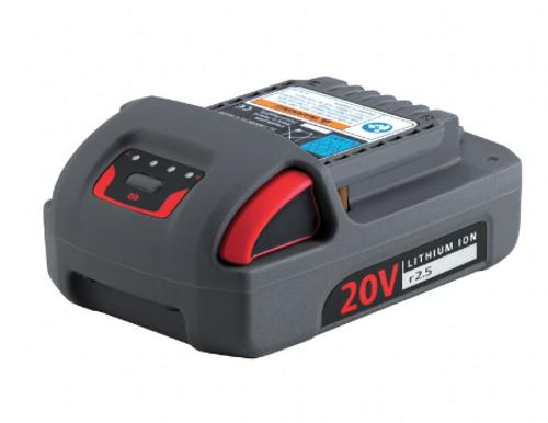 Ingersoll Rand BL2012 Lithium Ion Battery | IQV20 Series | 20V | 2.5 Ahr