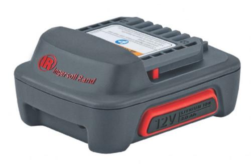 Ingersoll Rand BL1203 Lithium Ion Battery | IQV12 Series | 12V | 2.0 Ahr