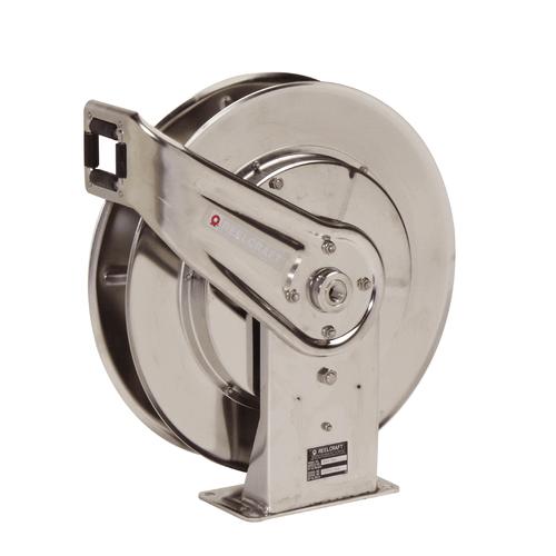 Reelcraft 7800 OLS-S Corrosion Resistant Hose Reel | 1/2 in. Hose Diameter | 50 Ft. Hose Length | 500 Max PSI