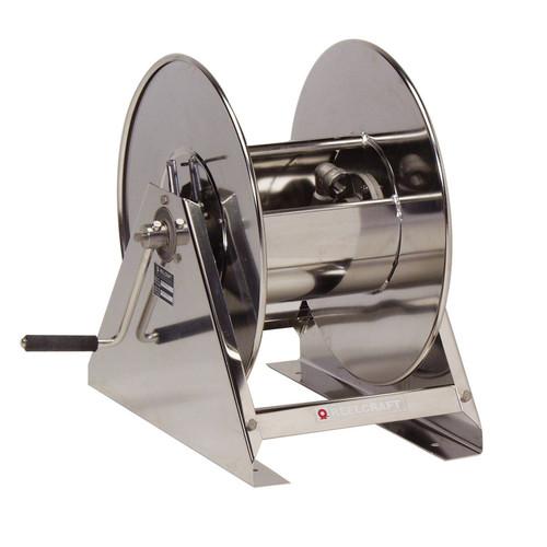 Reelcraft HS18000 M Corrosion Resistant Hose Reel | 1/2 in. Hose Diameter | 200 Ft. Hose Length | 3,000 Max PSI