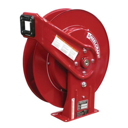 Reelcraft TW7400 OLPT Gas Welding Hose Reel | 1/4 in. Hose Diameter | 60 Ft. Hose Length | 200 Max PSI