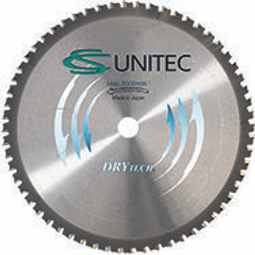 "CS Unitec 600594 Circular Saw Blade | 14"" For Model 608302 | For Aluminum"