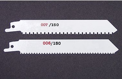 "CS Unitec 007/200 M-Tooth Bi-Metal Reciprocating Saw Blade | 8"" Length | M-Tooth"
