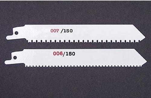 "CS Unitec 006/150 M-Tooth Bi-Metal Reciprocating Saw Blade | 6"" Length | M-Tooth"