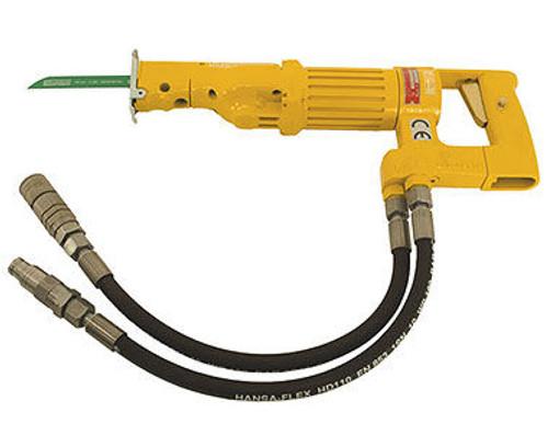 CS Unitec 5 1219 0010 Hydraulic Reciprocating Saw | Strokes Per Min. 1,700 | 2 HP | 2,000 PSI