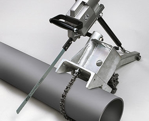 """CS Unitec 5 1208 9990 Self Feeding Pipe Clamp for Electric and Hydraulic Hacksaws 