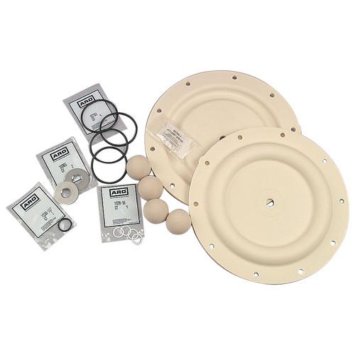 "ARO 637124-81 Fluid Section  Repair Kit for 1-1/2"" Pro Diaphragm Pump"