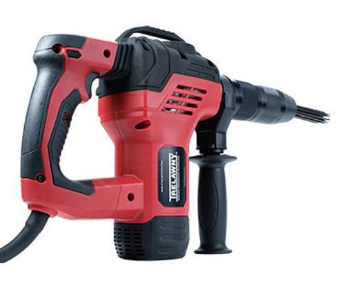 CS Unitec 196.2612 Electric Needle Scaler   2,000 BPM   VL219ES   Pistol Grip