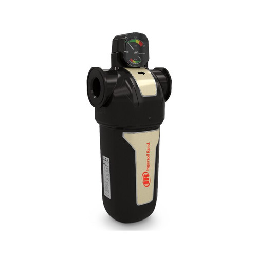 "Ingersoll Rand FA110IH High Efficiency Air Compressor Filter | 24233462 | 3/4"" Pipe | 65 SCFM | 100 PSI"