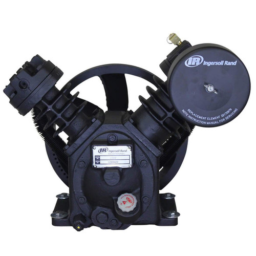 Ingersoll Rand 2475 (Electric) Two-Stage Bare Pump | 18002402 | 1600 RPM | 175 PSI