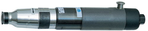 Ingersoll Rand 41SA25LPQ4 Inline Pneumatic Screwdriver | Adjustable Shut Off | 15.0 to 40.0 in.-lbs. | Lever + Push to Start