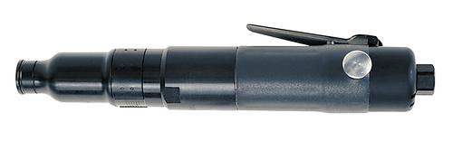Ingersoll Rand 41SC17PSQ4 Inline Pneumatic Screwdriver | 1,700 RPM | 9.7 - 60.2 (in-lb) Torque Range | Adjustable Cushion Clutch | Push-to-Start