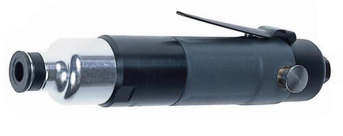 Ingersoll Rand 41SP8LTQ4 Inline Pneumatic Air Screwdriver | 800 RPM | 120 (in-lb) Torque Range | Adjustable Cushion Clutch | Lever Start
