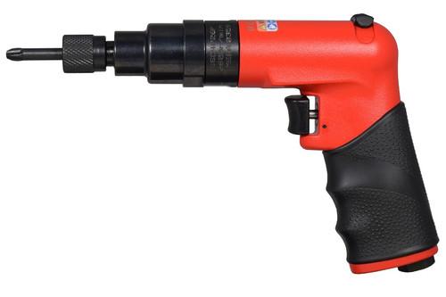 Sioux Tool SSD4P18P Trigger Start Pistol Grip Screwdriver | 0.4 HP | 1800 RPM | 26 in.-lb. Max Torque