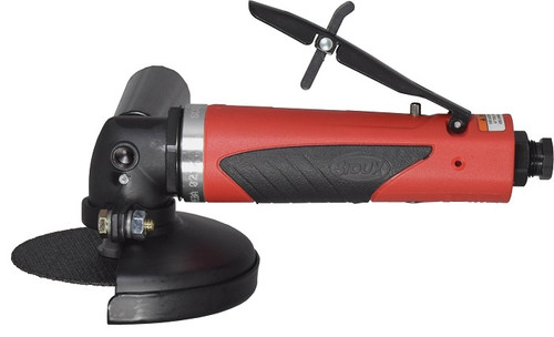 Sioux Tools SCO7A184 Angle Cut-off Tool | 4.0 Blade Dia. | 18000 RPM | Front Exhaust
