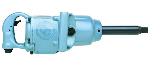 Chicago Pneumatic CP797SP6 straight Impact Wrench   #5 Spline Drive   Max Torque 1400 Ft. Lbs   4200 RPM