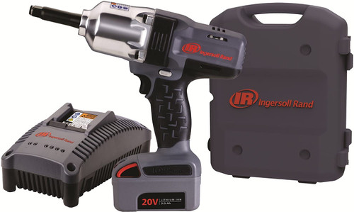 """Ingersoll Rand W7250-K1 Cordless Impact Wrench Tool Kit 
