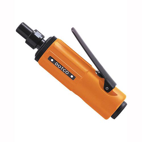 "Dotco 10L1080-36 Inline Grinder | 10-10 Series | 0.3 HP | 30,000 RPM | 1/4"" Collet | Aluminum Housing | Rear Exhaust"