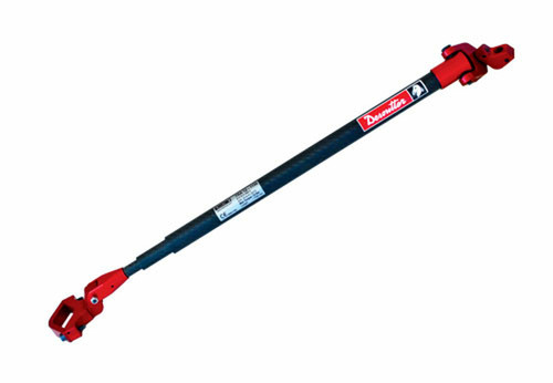 Desoutter 6158100920 Telescope Reaction Arm with 28-49mm Universal Tool Clamp   TRA25 1150   Max. Torque 18.4 ft-lb
