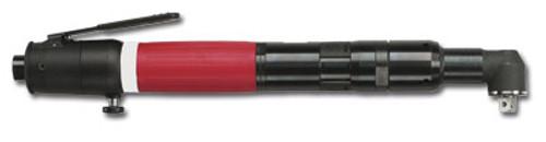 Desoutter SD072-LR1080-S90-A10S Angle Head Pneumatic Nutrunner | 1080 RPM | 22-63.7 (in-lb) Torque Range | Shut-Off Clutch