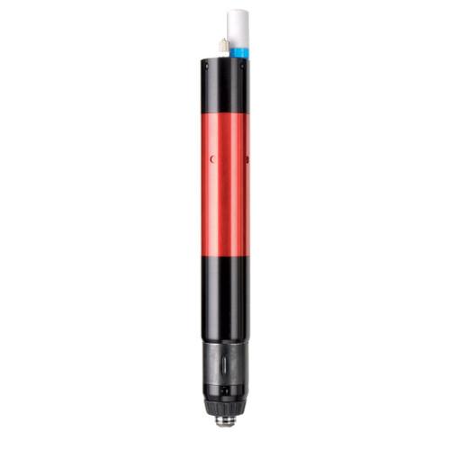 Desoutter SC2-025-1AM2200-S4Q Inline Torque Controlled Screwdriver | 2150 RPM | 4.4-22 (in-lb) Torque Range | Shut-Off Clutch | Push Start | 1 Way