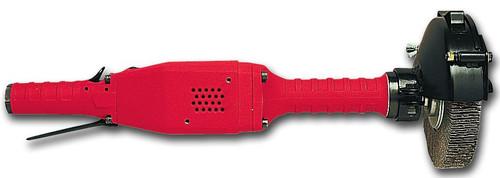 "Desoutter K345B8 Pneumatic Straight Grinder   3.22 HP   4,500 RPM   5/8""-11 Spindle Thread"